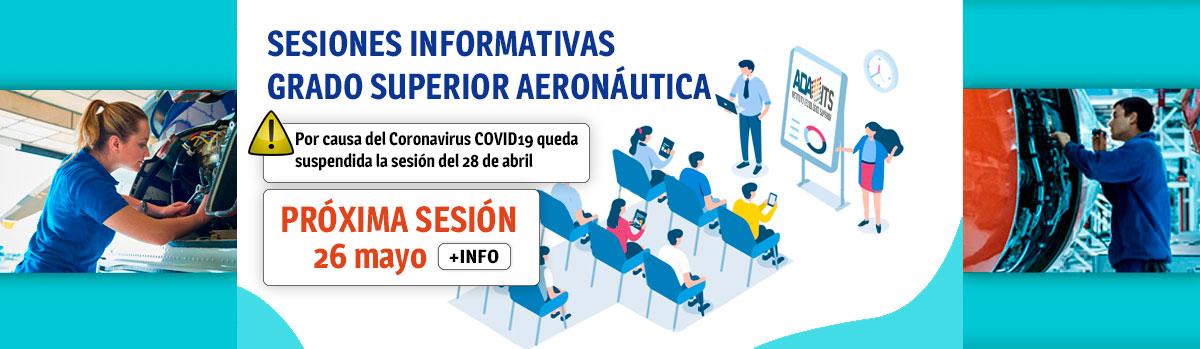Sesiones informativas